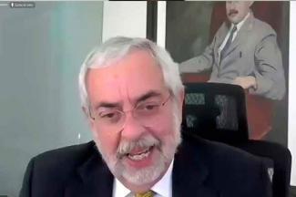 La UNAM contribuye al fortalecimiento de las instituciones democráticas del país: Graue
