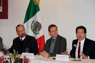 Esteban Moctezuma convoca a construir un mejor sistema educativo