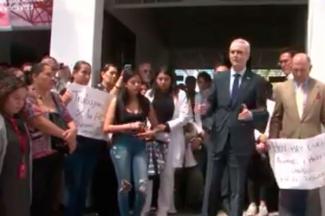 Es tiempo de convertir en exigencias concretas los legítimos reclamos de nuestros estudiantes: José Baños