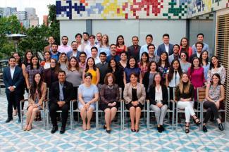 Egresadas UDLAP recibieron la beca COMEXUS Fulbright-García Robles 2020