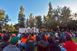 La UDLAP dio la bienvenida a la generación Primavera 2020