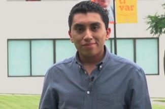 Roberto Mendoza, ganador del Concurso Cool Challenge 2021