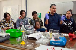 La BUAP conmemora el Día Internacional de la Mujer y la Niña en la Ciencia