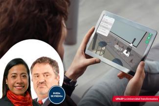 UPAEP a la vanguardia tecnológica en el país con el uso de laboratorios virtuales