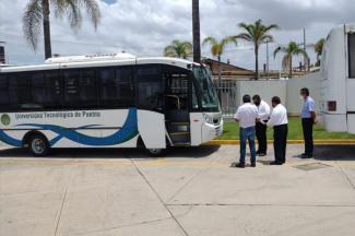 Certifica UTP a transportistas para la eliminación de corrupción y acoso sexual