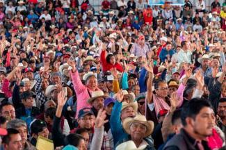 Recuperar y fortalecer el campo poblano, prioridad del gobernador Miguel Barbosa Huerta