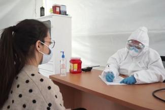 Las variantes del SARS-CoV-2, Doctora de la Anáhuac Puebla