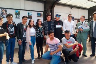 Celebran con concursos el Dia del Amor y la Amistad en la FCP-BUAP