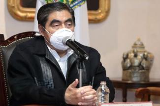 Busca gobierno que aeropuerto de Puebla sea el primero de carga del sureste del país: MBH