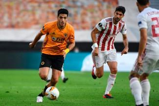Jiménez y Wolverhampton a Cuartos de final de la UEFA Europa League