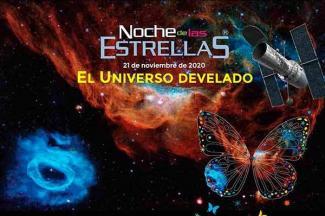 La UNAM, sede principal de La Noche de las Estrellas 2020