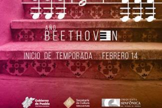 Con piezas de Beethoven, orquesta sinfónica iniciará temporada de conciertos