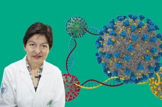 Variantes Delta y Epsilon dañan efectividad de vacunas y pueden provocar gravedad y muerte pese a estar inoculado: Cedillo Ramírez