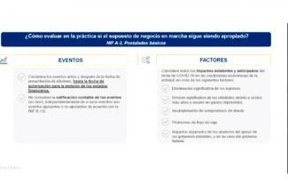 UDLAP realiza el webinar: Revisión de las NIF´s para efectos contables en el año 2020
