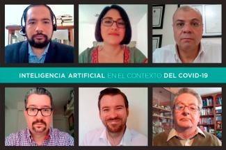 La inteligencia artificial es de gran trascendencia en el combate del COVID-19