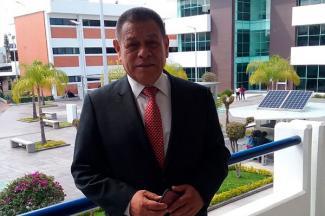 Francisco Tenorio contendrá en el proceso electoral universitario para continuar en la FCP- BUAP