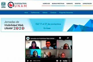 Fundamental para la UNAM su visualización a través de internet