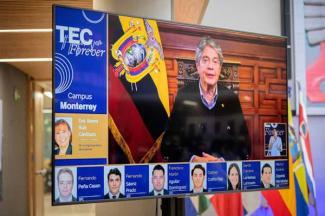 ITESM realizó ceremonia virtual de graduación