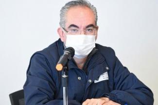Recibirán profesionales por la salud segunda dosis contra la COVID-19