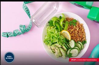 Ejercicio y una alimentación balanceada, contribuyen a una mejor calidad de vida y al fortalecimiento del sistema inmunológico