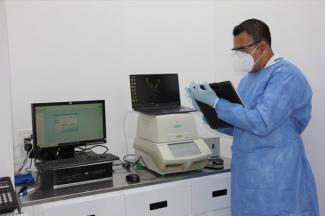 UPAEP, ofrece pruebas PCR para la detección de COVID-19