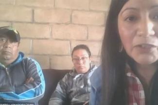 """""""La montaña nos necesita"""": activistas comunitarios defienden la Matlalcueye"""