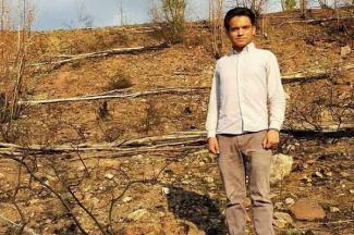 Estudiante politécnico emprende rescate ecológico del Cerro de la Bufa