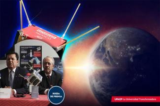 Misión cumplida. AztechSat-1 UPAEP rompe los límites y arranca la era espacial mexicana