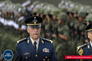 El gobierno mexicano tendrá que replantear su agenda bilateral con EU por el caso del General Cienfuegos