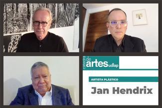 La UDLAP recibe al artista Jan Hedrix en su Cátedra de Artes