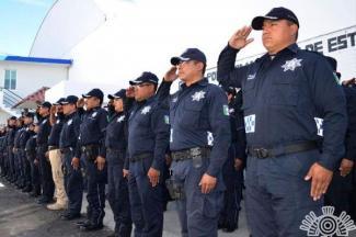 Inicia policía auxiliar proceso de reclutamiento de personal operativo