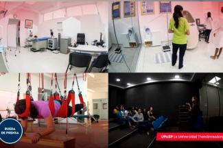 El Centro de Salud Integral UPAEP, abre sus puertas para ofrecer atención de manera presencial