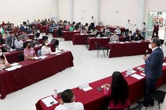 """Presenta SEP """"Modelo Educativo Híbrido"""" a 95 Asesores Técnicos"""