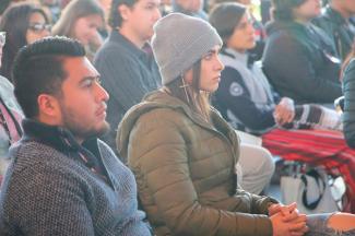 Recibe IBERO Puebla a jóvenes de nuevo ingreso del periodo Primavera 2020