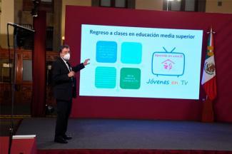 Presenta SEP actividades esenciales para nivel Bachillerato, de la estrategia Regreso a Clases Aprende en Casa II