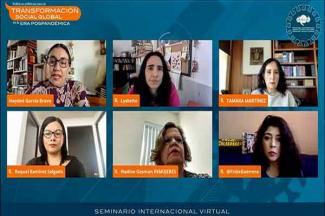 En igualdad de género, férreo impulso para armonizar la normatividad universitaria: Tamara Martínez