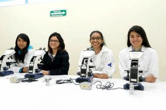 """Alumnas de Biología de la BUAP, en final del concurso """"Por Amor a México, chavos 2020"""""""