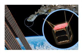 El AztechSat-1 UPAEP, nanosatélite mexicano, inicia su misión en el espacio