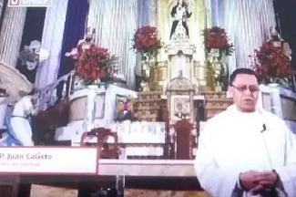 Hasta 160 mil personas llegaron a participar en la Procesión de Viernes Santo