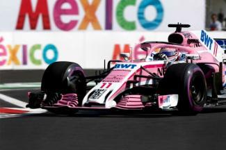 Gran Premio de México sin cambios