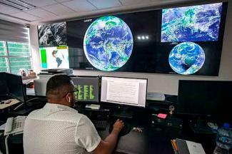 Apoya la UNAM tareas de seguridad nacional y protección civil ante fenómenos meteorólogicos