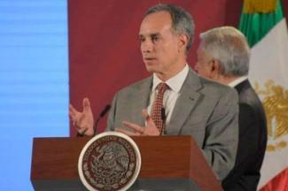 Suben a 93 los casos confirmados de coronavirus en México