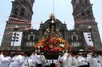 Queda cancelada la Procesión del Viernes Santo en Puebla ante el avance del COVID-19