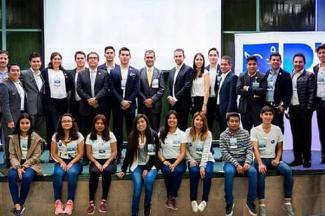 PMI apoya a los alumnos de la FIBUAP en el desarrollo de proyectos empresariales
