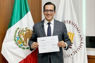 Anáhuac Puebla y Grand Fiesta Americana firman convenio de colaboración