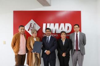 UMAD y Universidad Más Vida hacen alianza para dar validez a estudios