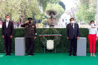 En Puebla y el país no hay cabida para los corruptos y traidores: MBH