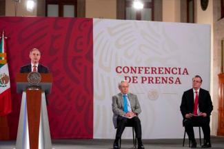 Destacan participación de México en el desarrollo de vacuna contra COVID-19; impulsan adquisiciones internacionales equitativas y consolidadas