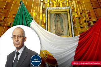 La Virgen de Guadalupe siempre ha estado presente en los momentos difíciles de México