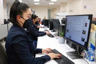Vigila Policía Estatal Cibernética posibles fraudes con vacuna del COVID-19